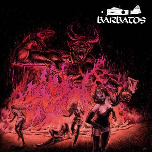 BARBATOS Rocking Metal Motherfucker (CD)