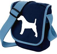 Fox Terrier Bag Dog Walkers Shoulder Bags Handbags Birthday Gift Xmas Gift