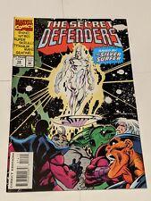 The Secret Defenders #14 April 1994 Marvel Comics