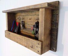 Schlüsselbrett Schlüsselkasten Schlüssel-Board Massivholz rustikal Shabby Palett