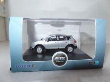 Oxford 76NQ001 NQ001 1/76 escala OO Nissan Qashqai Metálico Denim Descolorido