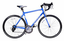AMMACO VELOCITY ADULTS 14 SPEED 700C WHEEL RACING ROAD SPORTS BIKE 63CM FRAME