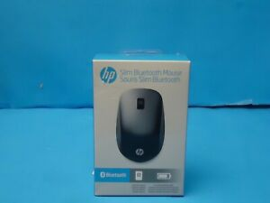 HP Slim Bluetooth Wireless Mouse Hewlett Packard F3J92AA#ABA Brand New