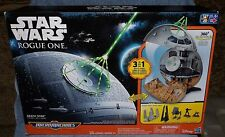 STAR WARS ROGUE ONE 201 MICRO MACHINES DEATH STAR PLAYSET