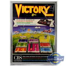 100 x CBS Colecovision jeu Boîte Protecteurs plus forts en plastique 0.5 mm Display Case