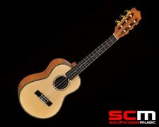 Spruce Top Ukuleles with Strings