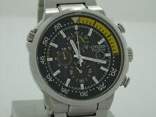 citizen eco drive mens endeavor chronograph watch B612-S083125