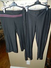 Nike Dri Fit Be Strong Athletic Capris Womens Pants Size Medium Lot of 2