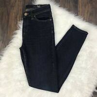 J. Crew Women's Size 26 Jeans High Rise Skinny Dark Wash Stretch