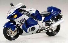 Modellini statici di moto e quad Tamiya per Suzuki