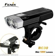 Fenix BC30 1800 Lumens XM-L2 T6 LED Bicycle Bike Light Flashlight LED Headlight