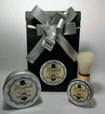 Shaving Gift Set with Luxury Natural Products by Machado - Irish Made