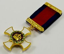 Stunning Full Size George VI Distinguished Service Order DSO Medal with Ribbon