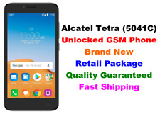 "NEW Unlocked GSM AT&T Alcatel Tetra 5041C 4G LTE 5"" Android 8.1 16GB T-Mobile"