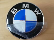 BONNET & TRUNK BMW 82MM E38 E31 E53 X5 Z3 BOOT LID LOGO BADGE EMBLEM