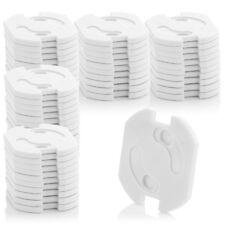deleyCON 50x Kindersicherung Steckdosen Steckdosenschutz Steckdosen Kinderschutz