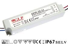 GPV-20-24 24 Watt - 24 Volt LED Trafo Treiber Netzteil IP67 Wasserfest