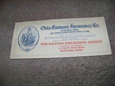 Ohio Farmers Insurance Co LeRoy Hayden Insurance Agency Newark Blotter