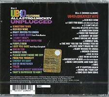ASTRO & MICKEY UB40 FEAT. ALI - UB40 UNPLUGGED+GREATEST HITS (2CD)  2 CD NEU