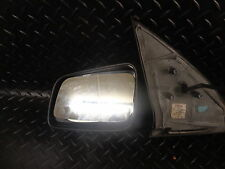 2002 VAUXHALL ASTRA 1.7 DTI 5DR ESTATE PASSENGER SIDE WING MIRROR  ELEC BLACK