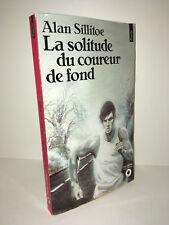 La Solitude Du Coureur De Fond de Allan Sillitoe POCHE Seuil 1990 - DB95B