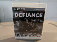 Defiance ( Sony PlayStation 3 PS3 )