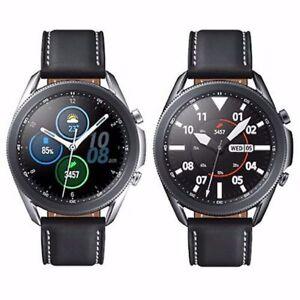 Brand New Samsung Galaxy SM-R840-watch 3 Bluetooth Mystic Black Mystic Silver Au