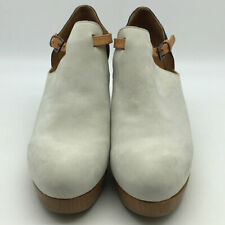 Coclico White And Navy Noach Clogs Size 41/11