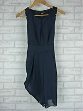 ASOS Dress Sz 8 Navy Blue Casual, Evening, Party