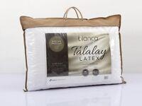 Bianca Sleep Easy Talalay Latex Medium Profile & Soft Feel Pillow