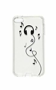 Fancy Case Cover Printed Transparent Gel For IPOD TOUCH 6 (Release 2015