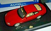 car 1/43 AUTOART 53632 JAGUAR XK8 COUPE 2006 RED NEW BOX