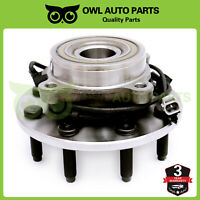 Front Wheel Bearing and Hub for 2000 2001 2002 Ram 2500 3500 - ABS and 4WD 4x4
