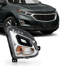 For 18 20 Chevy Equinox Model Witho Fog Lamp Replacement Bumper Signal Light Right
