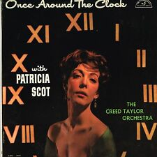PATRICIA SCOT once around the block U.S. ABC LP 301_orig 1959 CREED TAYLOR ORCH.