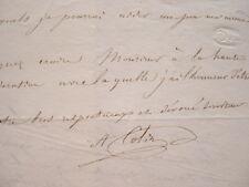 Alexandre Colin autorise des gravures d'après ses tableaux.