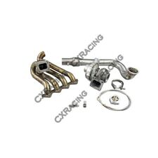 GT35 T4 Turbo Charger Kit For Civic Integra EF EG EK B-Series Top Mount