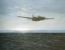 Gerald Coulson - Overdue - Aviation Art - Wellington