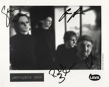 "Porcupine Tree band REAL hand SIGNED 8x10"" Promo Photo #1 w/ COA Steven Wilson"