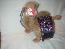 TY ATTIC TREASURES COLLECTION LAWRENCE CAMEL BEANIE BABIES RETIRED 1993 NEW