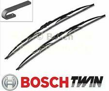 Se adapta a Porsche Boxster 986 Convertible Aero Vu frontal ventana Wiper Blades