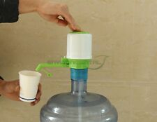 Drinking Water Pump Bottle Plastic Press Switch Straw Head Easy Kitchen Tools