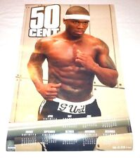 50 CENT~11x14 Promo Poster~NM Condition~Eminem~Dr. Dre~