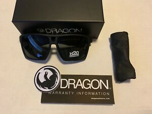 DRAGON THE VERSE H2O NON POLAR MATTE BLACK XL