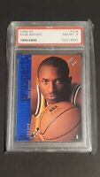 1996 SP Basketball Kobe Bryant ROOKIE RC #134 PSA 8 LAKERS HOT! 🔥INVEST📈