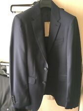 New Men's Burberry Millbank Travel Tailoring Suit Navy IT 44R (34 inch chest)