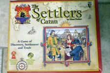 The Settlers of Catan, Original Packaging, Complete