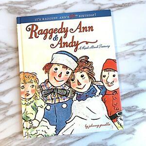 Raggedy Ann & Andy - It's Raggedy Ann's 90th Birthday! Book