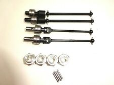 NITRO 1/8 RC BUGGY HOBAO HYPER 7 TQ2 FRONT AND REAR DRIVESHAFT SET NEW