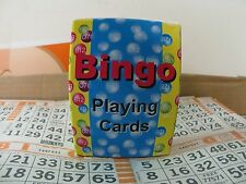Deck of Bingo Playing Cards- Play Bingo at home! Numbered B1- O75